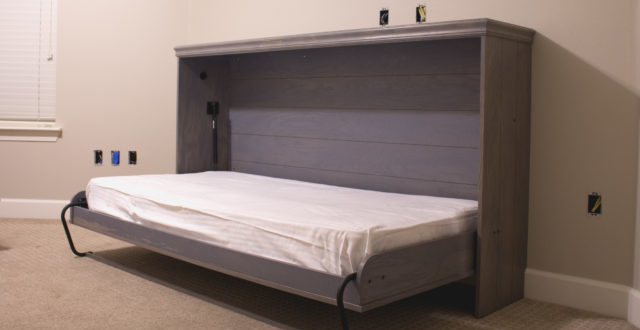 Murphy Bed Diy Ideas : Diy murphy beds to save space in a small room home