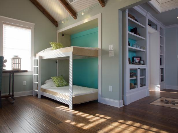 Side Fold Bunk Beds