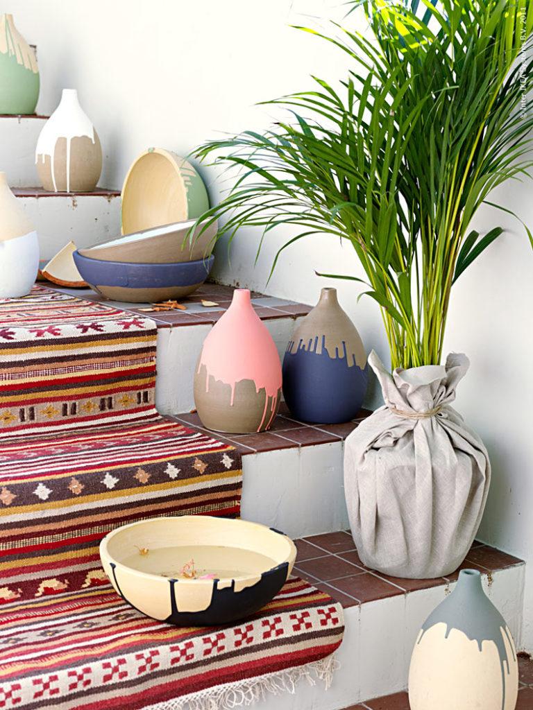pottery planter idea