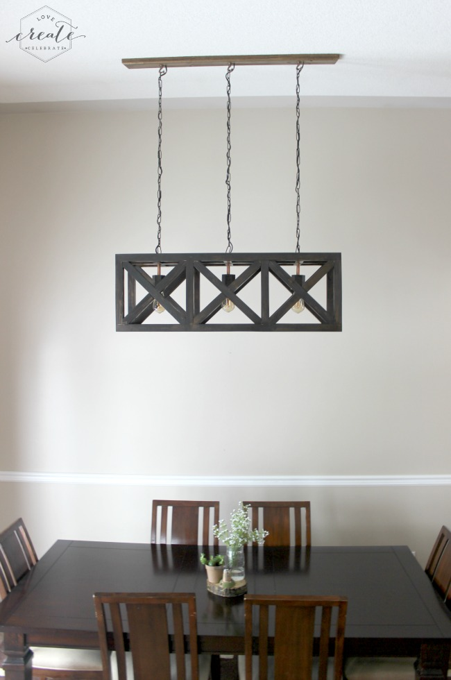 Industrial Dining Space Lighting