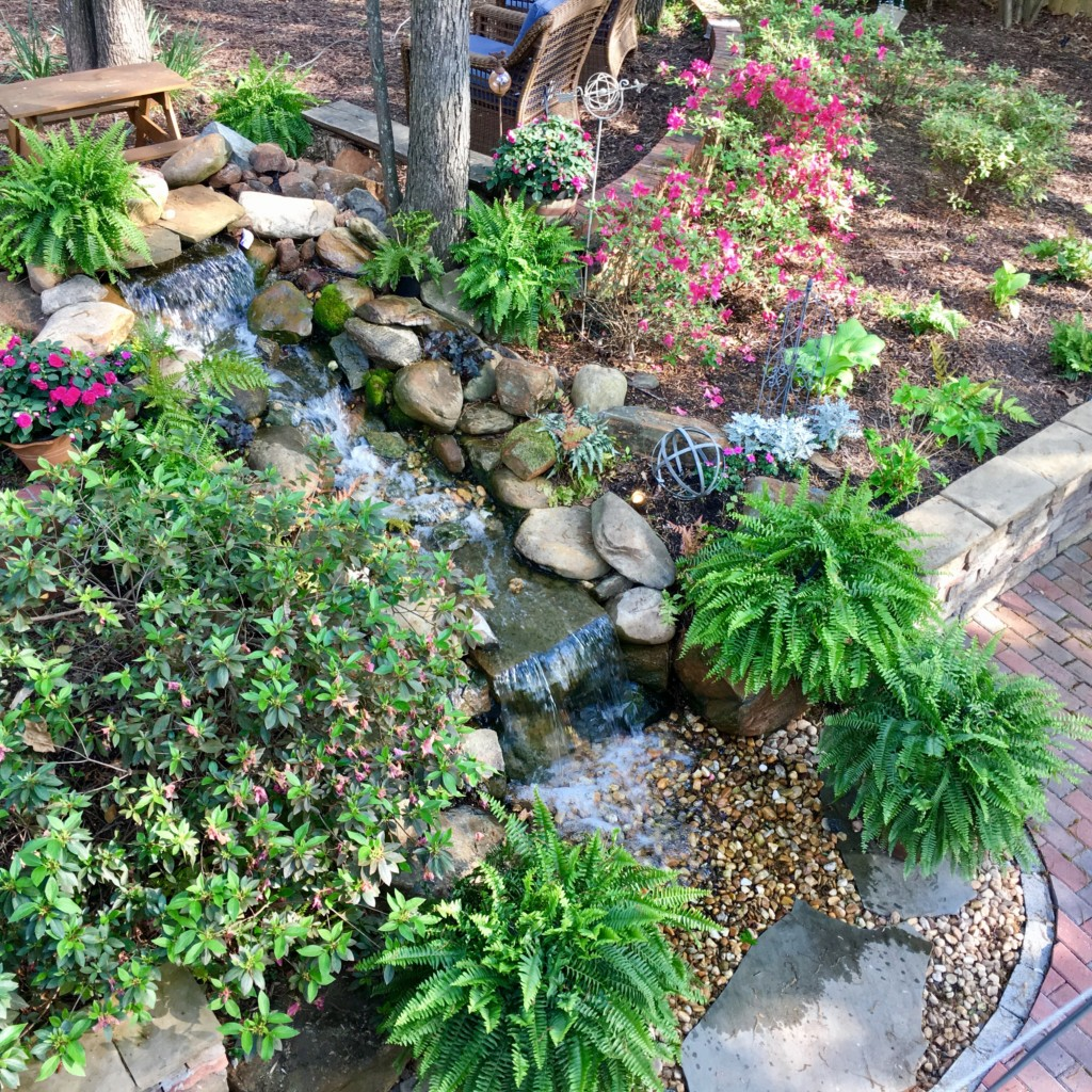 Waterfalls For Backyard: 10 DIY Waterfall Ideas And Features For Your Backyard