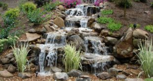 diy-backyard-waterfall