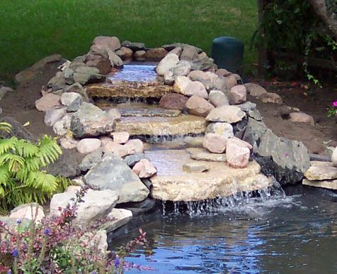 10 Diy Waterfalls You Can Build On A Budget Home And