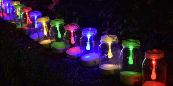 15 Cool Diy Mason Jar Lights For Your Home Home And Gardening Ideas