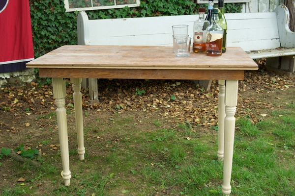 Folding Farmhouse Table
