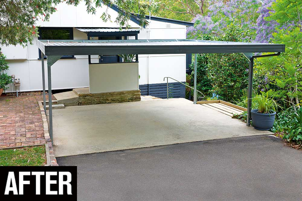 Diy Metal Car Port : Free carport plans build a diy on budget