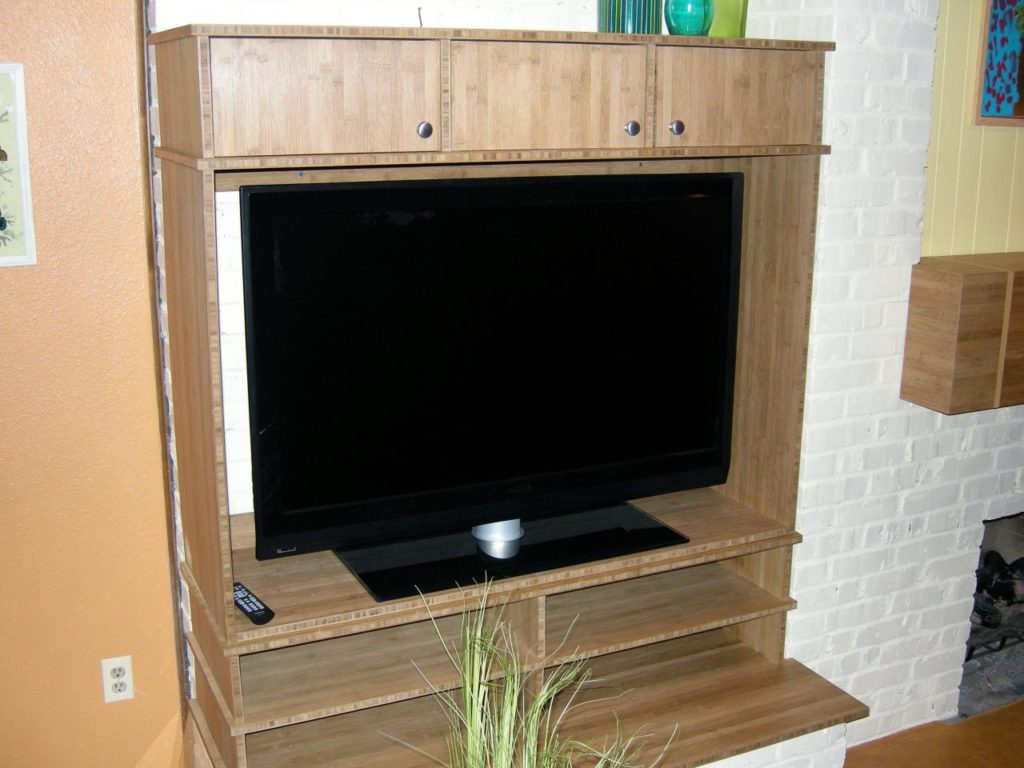 12 Diy Entertainment Center Projects And Ideas Home And