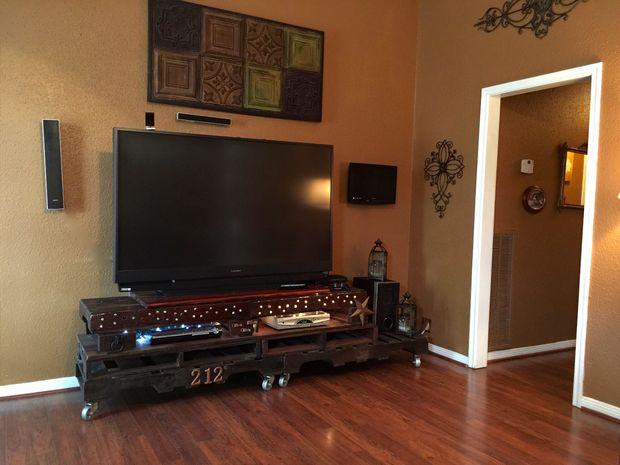 Build an eco-friendly TV center