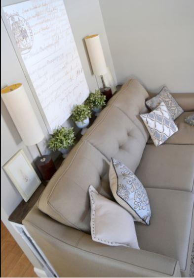 $25 Sofa Table
