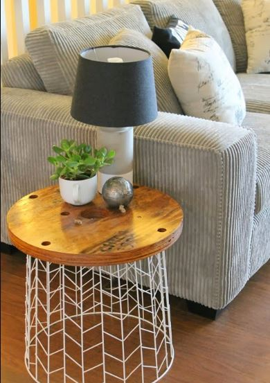 Accent Coffee Table