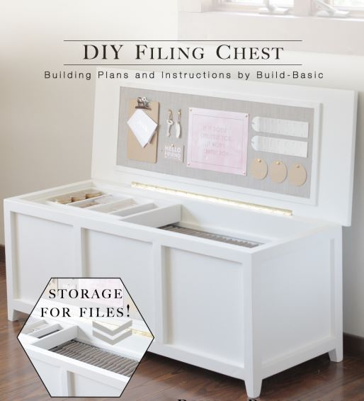 Chest Filing Cabinet