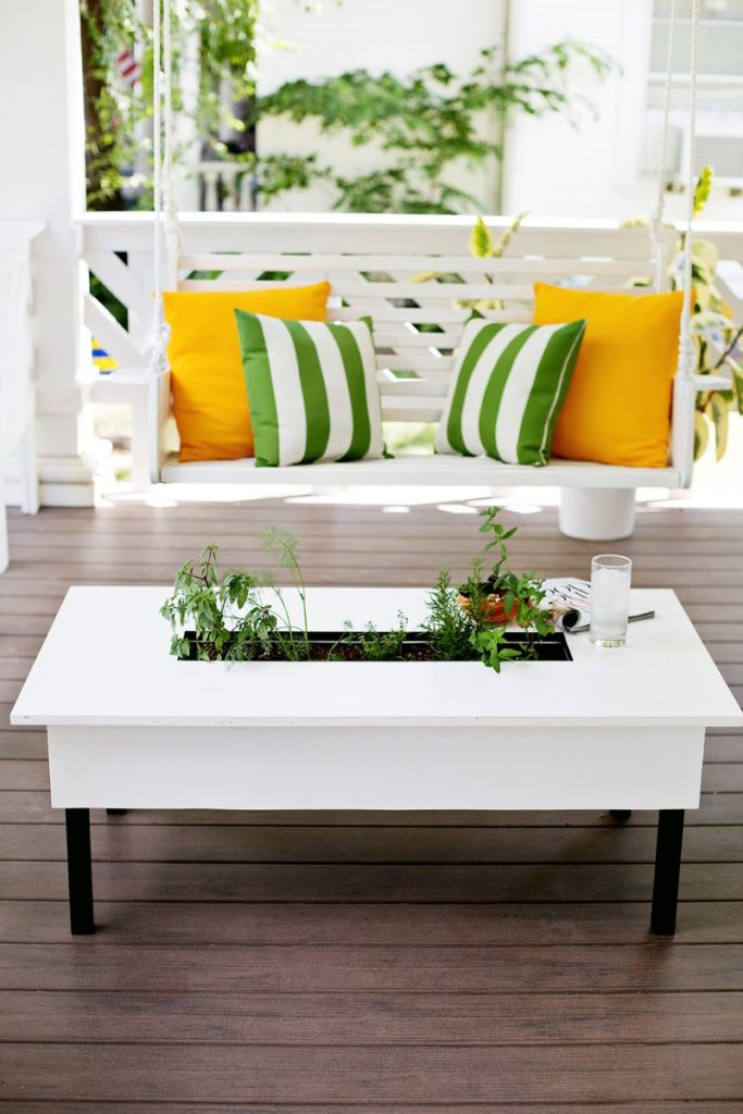 Herb Coffee Table