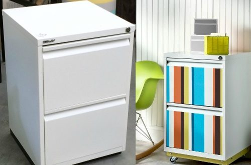 High Quality 15 File Cabinet Makeovers DIY Ideas To Update An Old File Cabinet U2013 Home  And Gardening Ideas