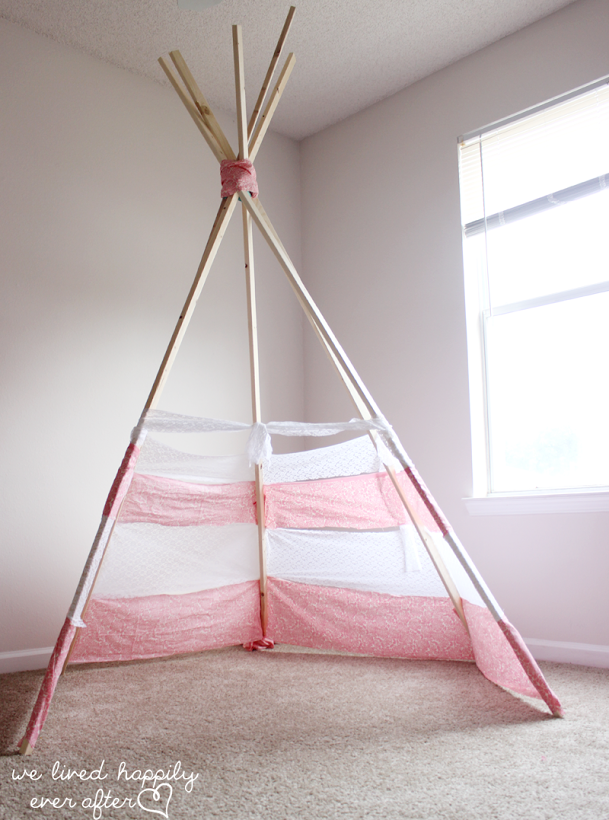 15 Diy Teepee Projects You Will Love To Make One For Your