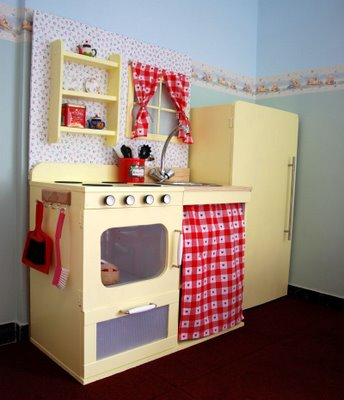 16 Diy Play Kitchen That Will Provide Hours Of Fun To Your