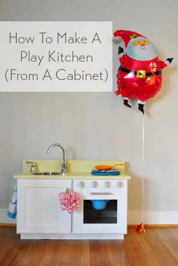 play kitchen of kids
