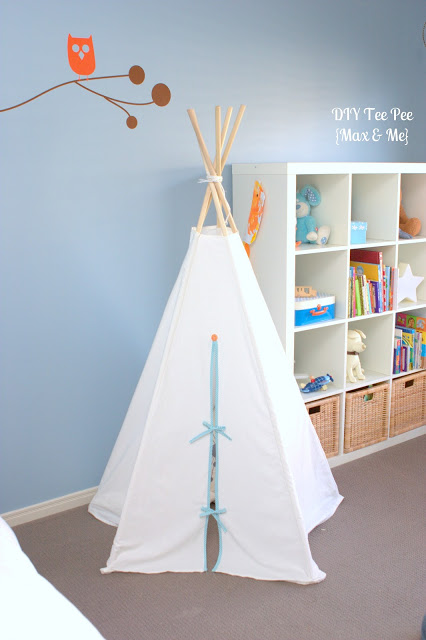 small scale teepee design