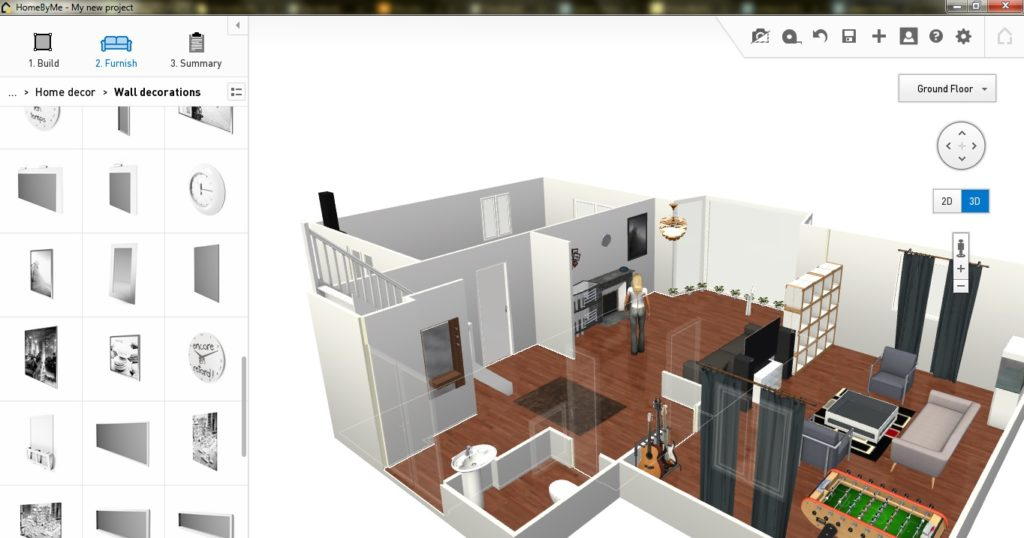 10 Completely Free Floor Plan Software