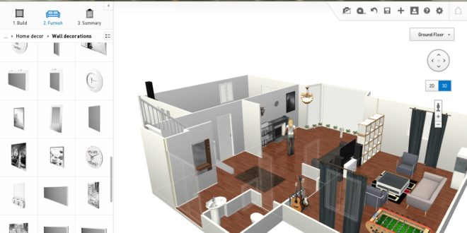10 Completely Free Floor Plan Software For Home Or Office Home And – Free Software For Floor Plans