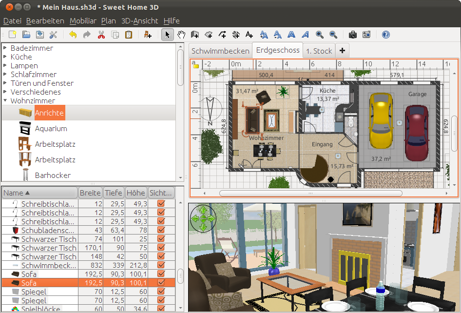 10 Completely Free Floor Plan Software For Home Or Office