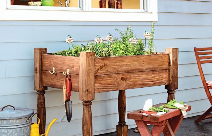 23 DIY Garden Box Plans And Ideas For Easy Gardening ...