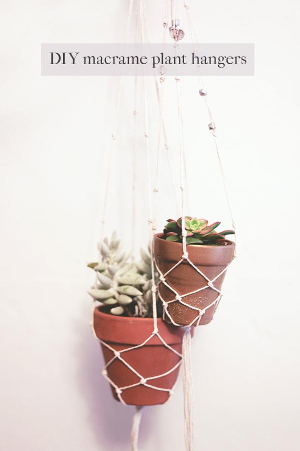 23 Beautiful Diy Macrame Plant Hangers To Hold Indoor
