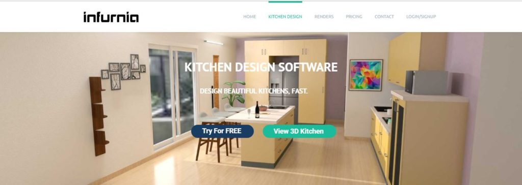 21 Free Kitchen Design Software To Create An Ideal Kitchen