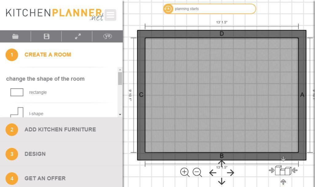 21 free kitchen design software to create an ideal kitchen