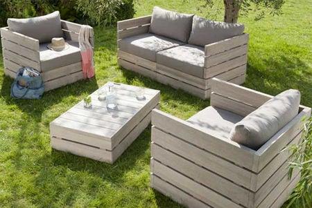 200 Diy Outdoor Furniture Plans That