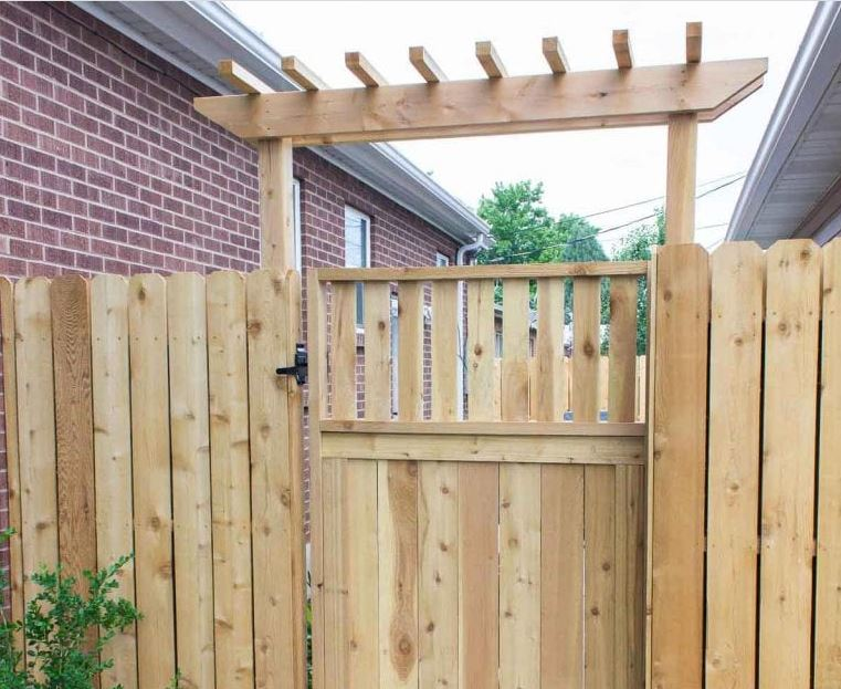 21 Diy Fence Gate Ideas Learn How To Build A Fence Gate For Your Yard Home And Gardening Ideas,Personal Identity Graphic Designer Personal Logo