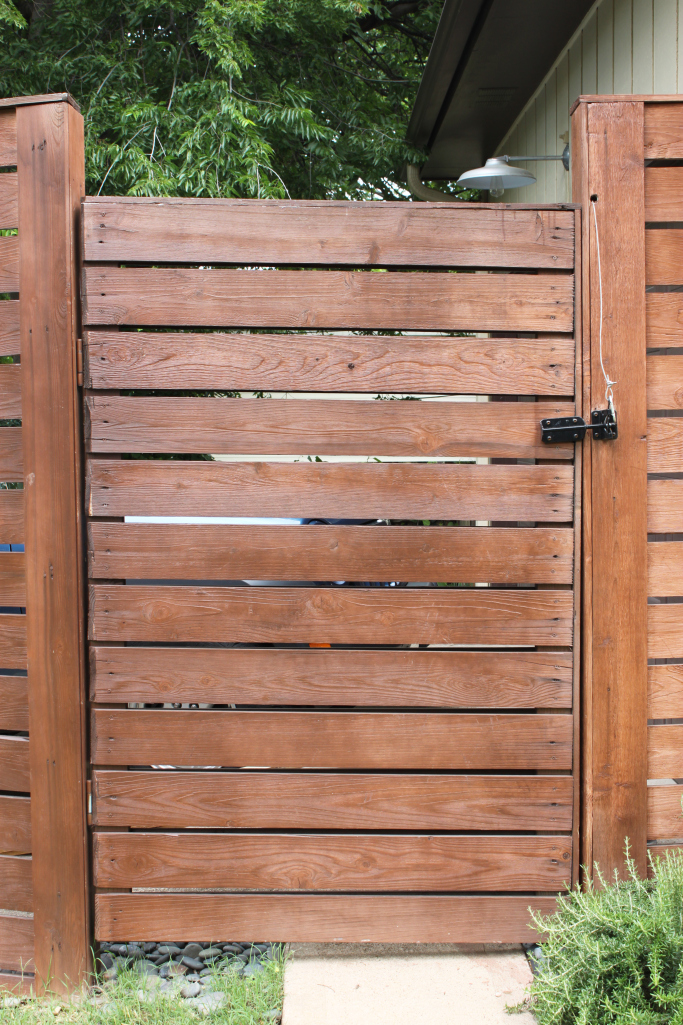 21 DIY Fence Gate Ideas-Learn How To Build A Fence Gate ...