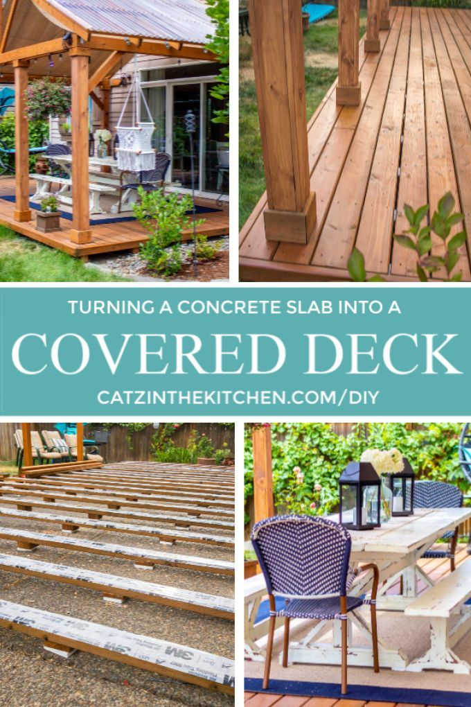 13 DIY Patio Cover Plans-Learn How to Build a Patio Cover ...
