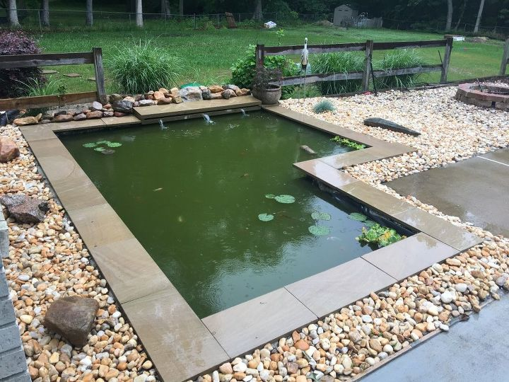 17 Cool DIY Koi Pond Ideas For Your Backyard - Home And ...